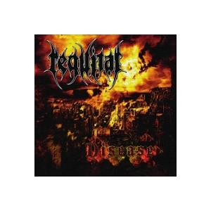 Requital: Disease - Cover