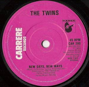 "The Twins: Face To Face - Heart To Heart (7"") - Bild 3"