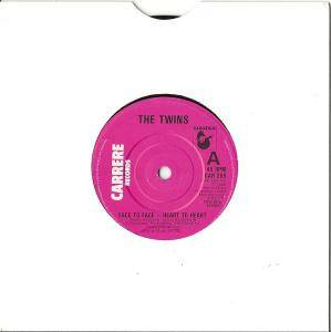 "The Twins: Face To Face - Heart To Heart (7"") - Bild 1"