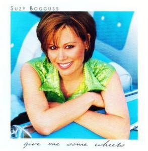 Cover - Suzy Bogguss: Give Me Some Wheels