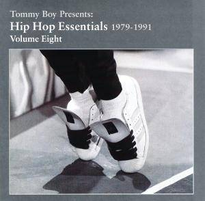 Hip Hop Essentials 1979-1991 Volume Eight - Cover