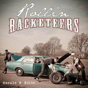 Rollin' Racketeers: Gerald & Edith - Cover