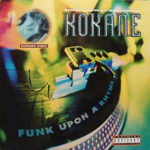 Kokane: Funk Upon A Rhyme - Cover