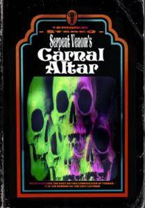 Serpent Venom: Carnal Altar - Cover