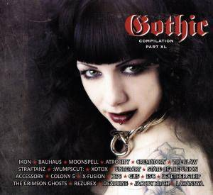 Gothic Compilation Part XL - Cover