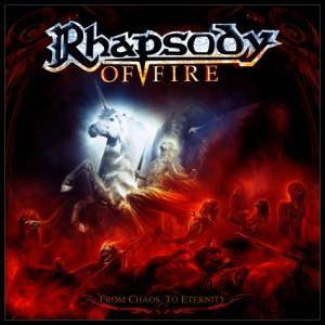 Rhapsody Of Fire: From Chaos To Eternity - Cover