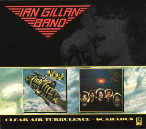 Cover - Ian Gillan Band: Clear Air Turbulence / Scarabus