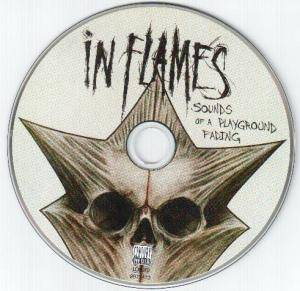 In Flames: Sounds Of A Playground Fading (CD) - Bild 2