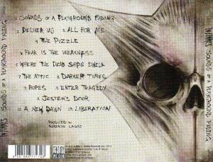 In Flames: Sounds Of A Playground Fading (CD) - Bild 4