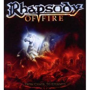 Rhapsody Of Fire: From Chaos To Eternity (CD) - Bild 1