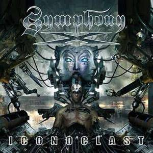 Symphony X: Iconoclast - Cover
