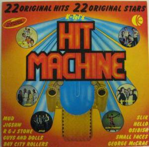 Cover - Paul Davidson: Hit Machine