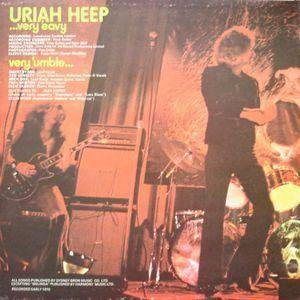 Uriah Heep: ...Very 'eavy ...Very 'umble (LP) - Bild 3