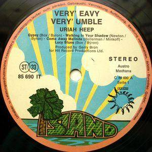 Uriah Heep: ...Very 'eavy ...Very 'umble (LP) - Bild 5