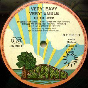 Uriah Heep: ...Very 'eavy ...Very 'umble (LP) - Bild 6