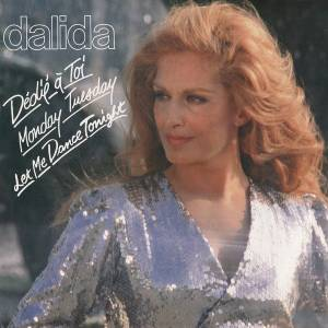 Dalida: Let Me Dance Tonight - Cover