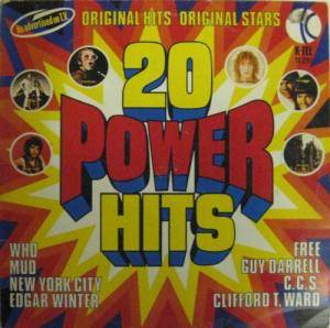 Cover - Clifford T. Ward: 20 Power Hits
