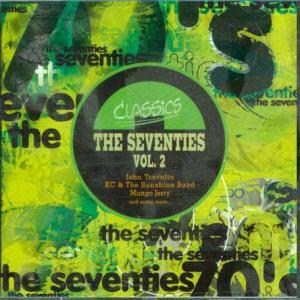 Seventies Vol. 2., The - Cover