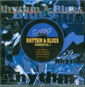 Rhythm & Blues Favourites Vol. 3. - Cover