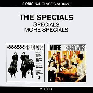 Cover - Specials, The: Specials / More Specials