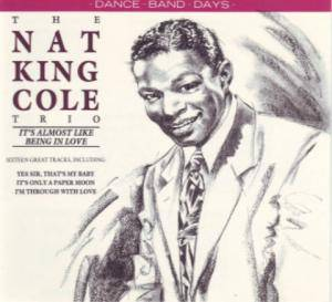 Cover - Nat King Cole Trio: Dance Band Days