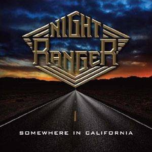 Cover - Night Ranger: Somewhere In California
