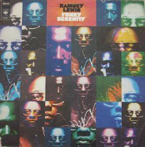 Cover - Ramsey Lewis: Funky Serenity