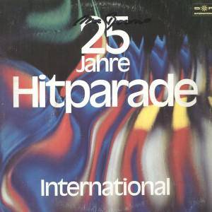 Cover - Bing Crosby & Grace Kelly: 25 Jahre Hitparade - International