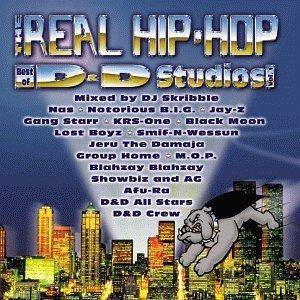Cover - Showbiz & A.G.: Real Hip-Hop: Best Of D&D Studios Vol. 1, The