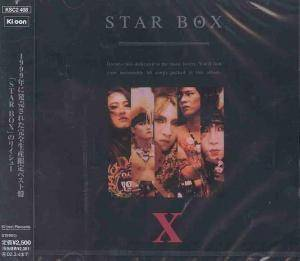 X Japan: STAR BOX - Cover