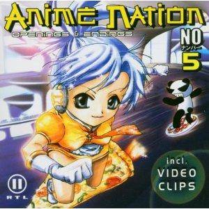 Cover - Heath: Anime Nation No. 5