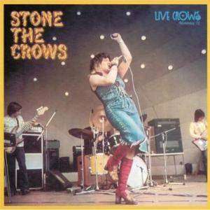 Stone The Crows: Live Crows (Montreux '72) - Cover