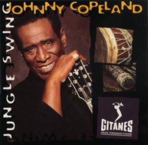 Cover - Johnny Copeland: Jungle Swing