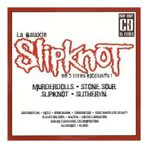 HN'H 94 Volume 59 » La Galaxie Slipknot - Cover