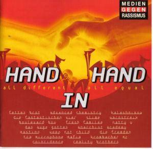 Cover - Mastino: Hand In Hand - All Different All Equal