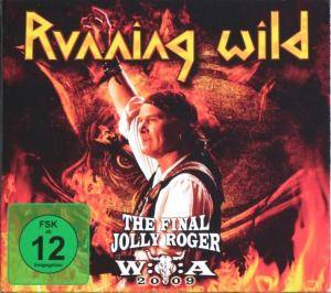 Running Wild: Final Jolly Roger, The - Cover