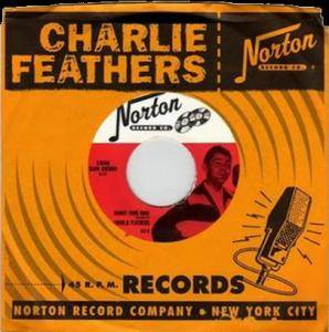 Cover - Charlie Feathers: Frankie And Johnny / Honky Tonk Child