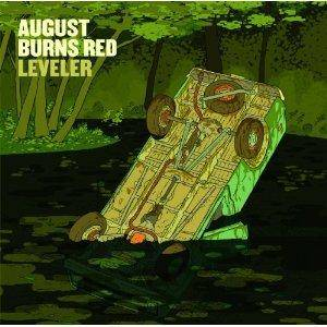 August Burns Red: Leveler - Cover