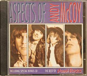 Cover - Cherry Bombz, The: Aspects Of Andy McCoy