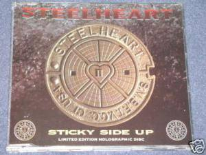 Cover - Steelheart: Sticky Side Up