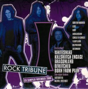 Cover - I: Rock Tribune CD-Sampler November 2006