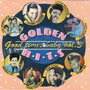 Golden Hits Good Times Baby Vol.3 - Cover
