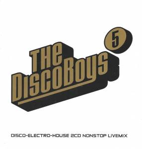 Cover - Arcade Mode: Disco Boys - Vol. 05, The