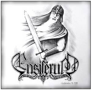 Cover - Ensiferum: Hero In A Dream