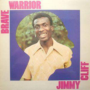 Cover - Jimmy Cliff: Brave Warrior
