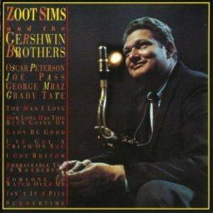 Zoot Sims: Zoot Sims And The Gershwin Brothers - Cover