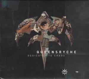 Queensrÿche: Dedicated To Chaos - Cover