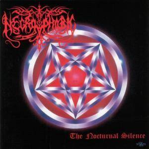 Necrophobic: Nocturnal Silence, The - Cover