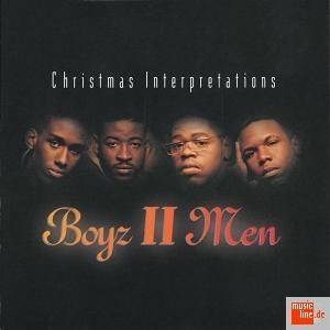 Cover - Boyz II Men: Christmas Interpretations