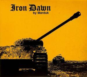 Marduk: Iron Dawn - Cover